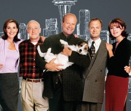S lupou do historie: Frasier