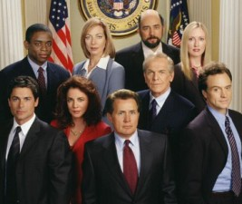 S lupou do historie: The West Wing