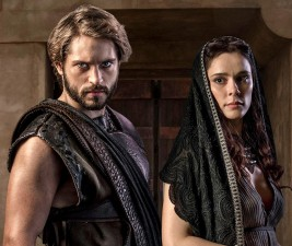 Novinka pod lupou: Troy: Fall of a City (BBC)