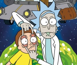 Seriálové osudy: Rick and Morty