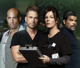 Seriálové osudy: Code Black