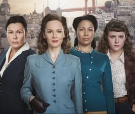 Novinka pod lupou: The Bletchley Circle: San Francisco (ITV)