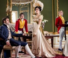 Novinka pod lupou: Vanity Fair (ITV)