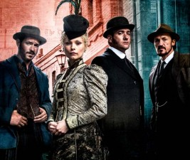 S lupou do historie: Ripper Street