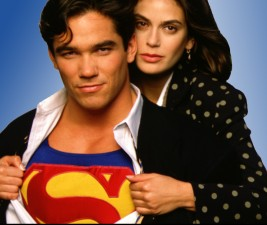 S lupou do historie: The New Adventures of Superman