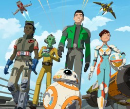 Novinka pod lupou: Star Wars Resistance (Disney)