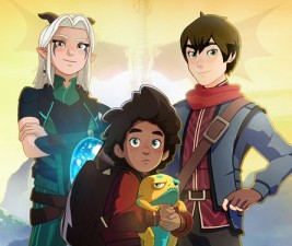 Novinka pod lupou: The Dragon Prince (Netflix)