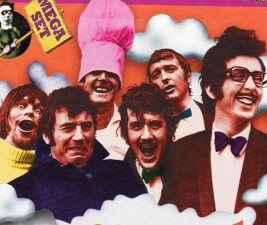 S lupou do historie: Monty Python's Flying Circus