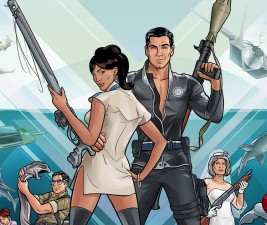 S lupou do historie: Archer
