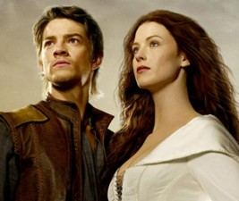 S lupou do historie: Legend of the Seeker