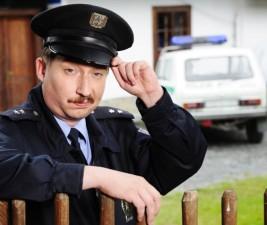 Novinka pod lupou: Strážmistr Topinka (Česká televize)