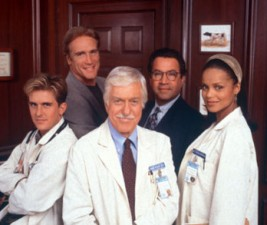 S lupou do historie: Diagnosis Murder