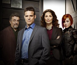 S lupou do historie: Warehouse 13