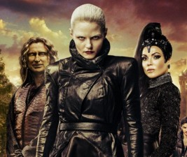 S lupou do historie: Once Upon a Time