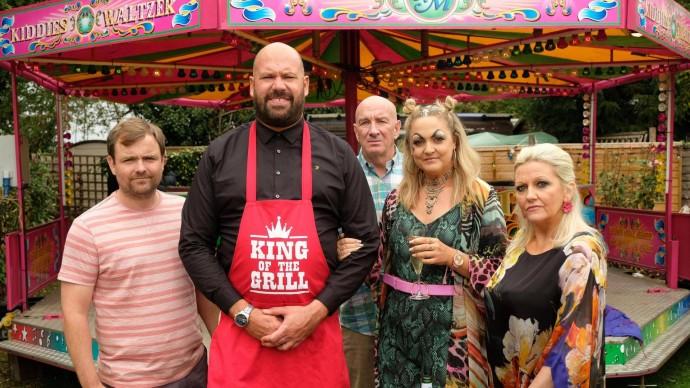 Novinka pod lupou: King Gary (BBC)