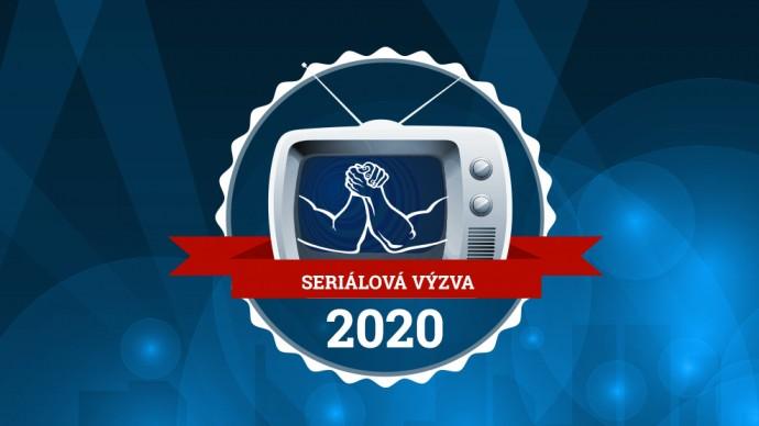Seriálová výzva 2020 začíná!