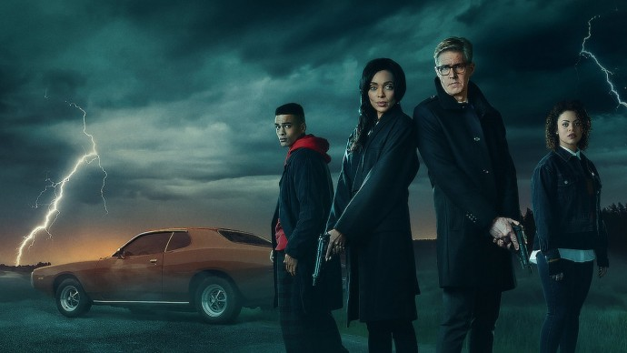 Novinka pod lupou: October Faction (Netflix)