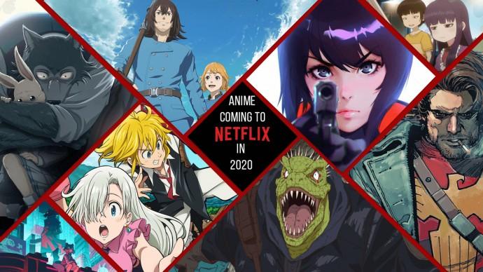 Netflix rozšiřuje anime tvorbu