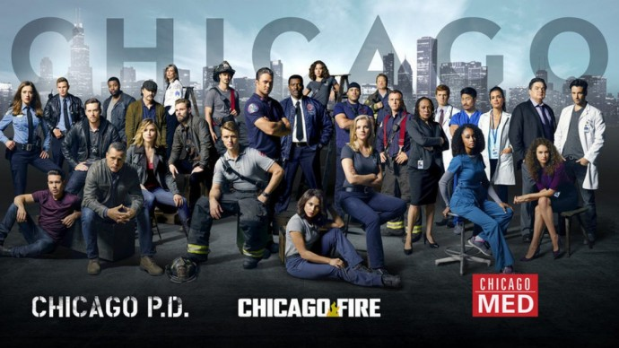 Trojnásobně prodlouženo! Chicago Fire, Chicago PD, Chicago Med a Law & Order: SVU
