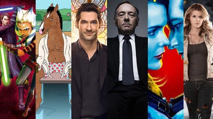 Anketa: Který ukončený seriál máte nejraději? (nominace 2)