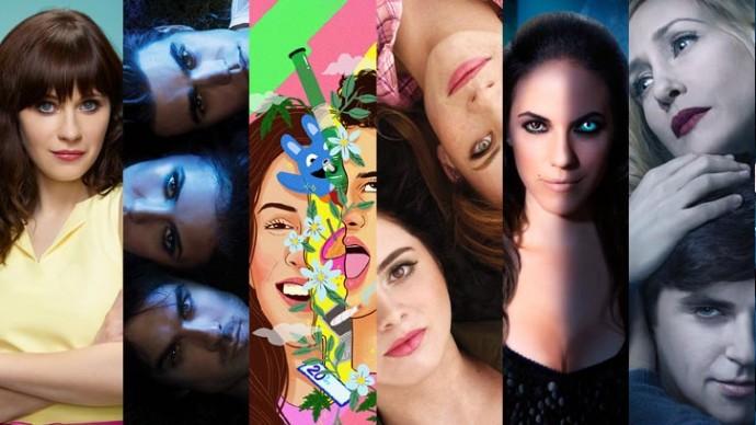 Anketa: Který ukončený seriál máte nejraději? (nominace 16)
