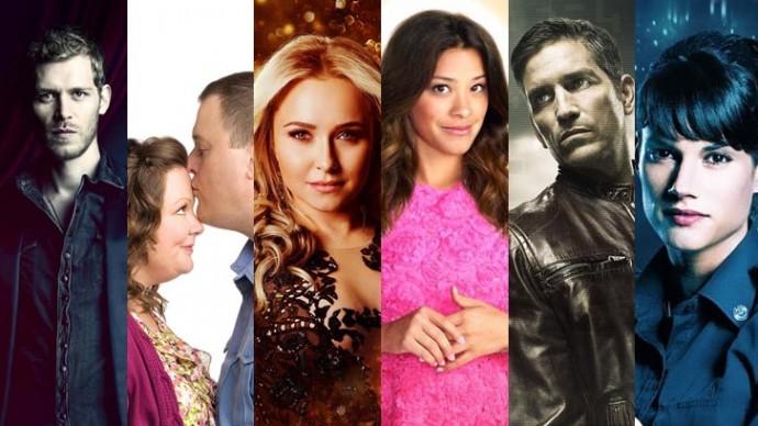 Anketa: Který ukončený seriál máte nejraději? (nominace 15)