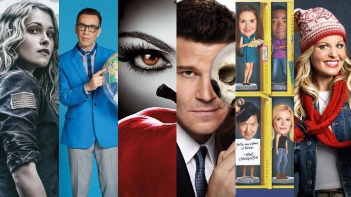 Anketa: Který ukončený seriál máte nejraději? (nominace 12)