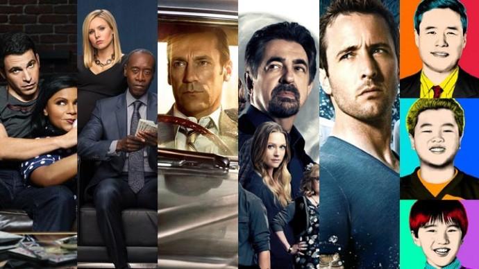 Anketa: Který ukončený seriál máte nejraději? (nominace 11)