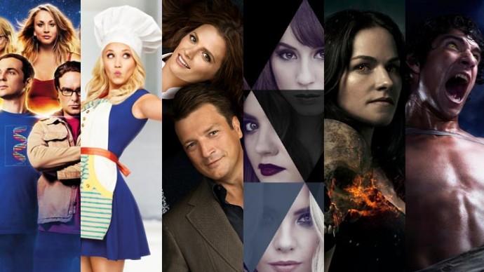 Anketa: Který ukončený seriál máte nejraději? (nominace 5)
