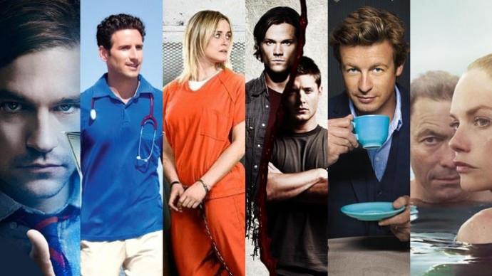 Anketa: Který ukončený seriál máte nejraději? (nominace 4)