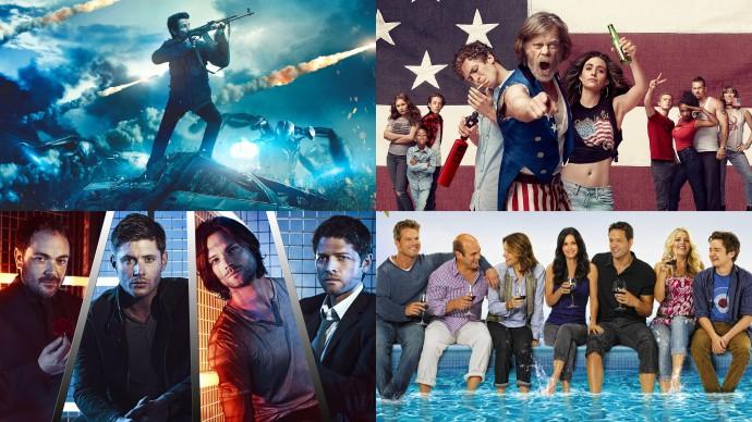 Anketa: Který ukončený seriál máte nejraději? (duel 1+2)