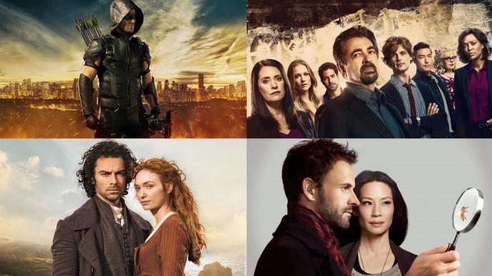 Anketa: Který ukončený seriál máte nejraději? (duel 3+4)