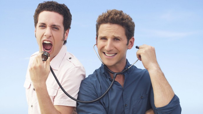 S lupou do historie: Royal Pains