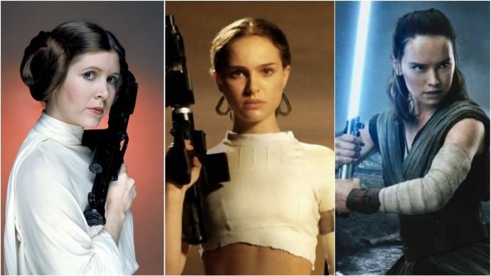 Disney+ chystá ženské Star Wars