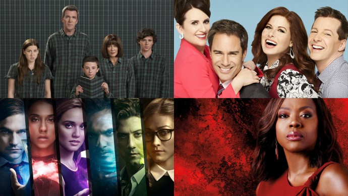 Anketa: Který ukončený seriál máte nejraději? (duel 13+14)