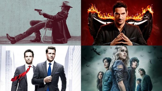Anketa: Který ukončený seriál máte nejraději? (duel 15+16)