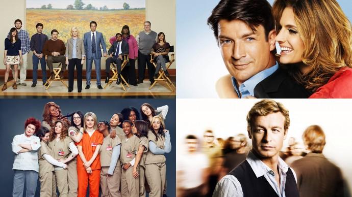 Anketa: Který ukončený seriál máte nejraději? (duel 25+26)