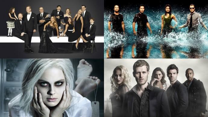 Anketa: Který ukončený seriál máte nejraději? (duel 29+30)