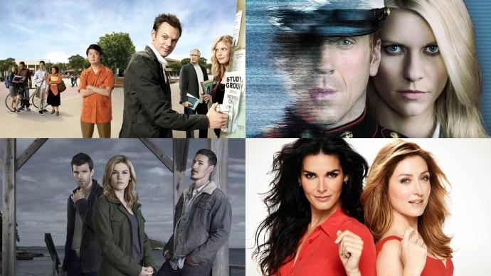 Anketa: Který ukončený seriál máte nejraději? (duel 31+32)