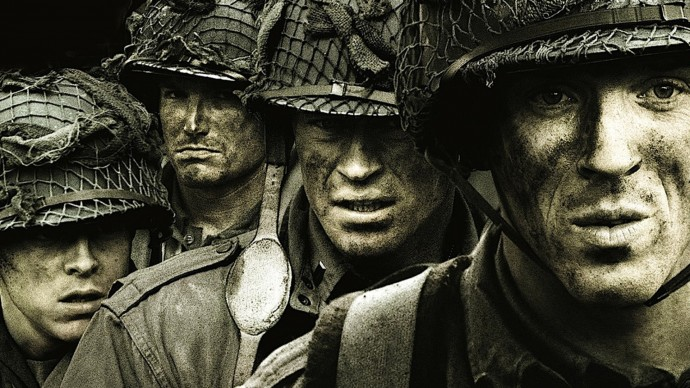 S lupou do historie: Band of Brothers