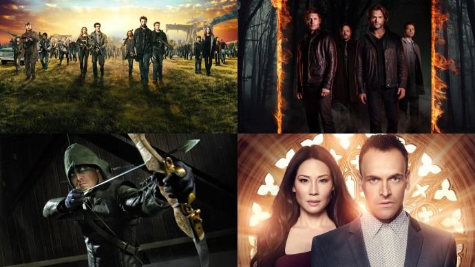 Anketa: Který ukončený seriál máte nejraději? (top 32, duel 1+2)
