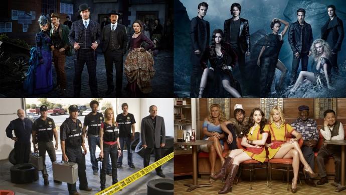 Anketa: Který ukončený seriál máte nejraději? (top 32, duel 3+4)