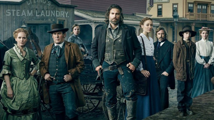 S lupou do historie: Hell on Wheels