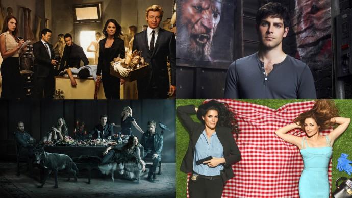 Anketa: Který ukončený seriál máte nejraději? (osmifinále, duel 7+8)