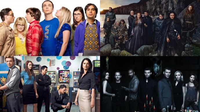 Anketa: Který ukončený seriál máte nejraději? (čtvrtfinále, duel 3+4)