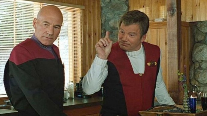 William Shatner je ochoten se vrátit jako kapitán Kirk