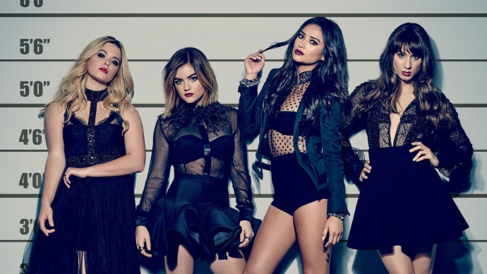 S lupou do historie: Pretty Little Liars