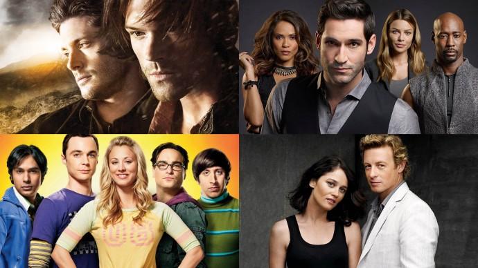 Anketa: Který ukončený seriál máte nejraději? (semifinále, duel 1+2)