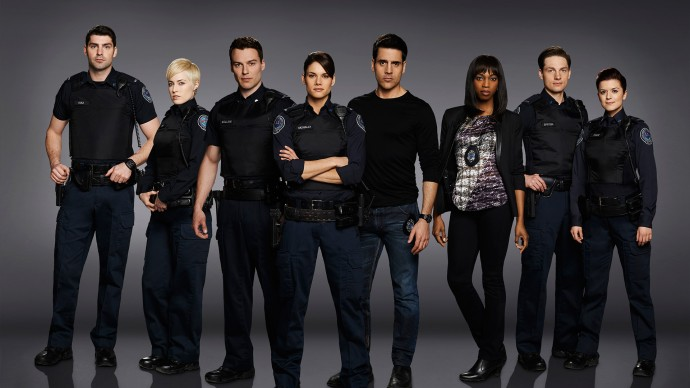 S lupou do historie: Rookie Blue