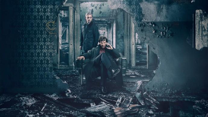 S lupou do historie: Sherlock